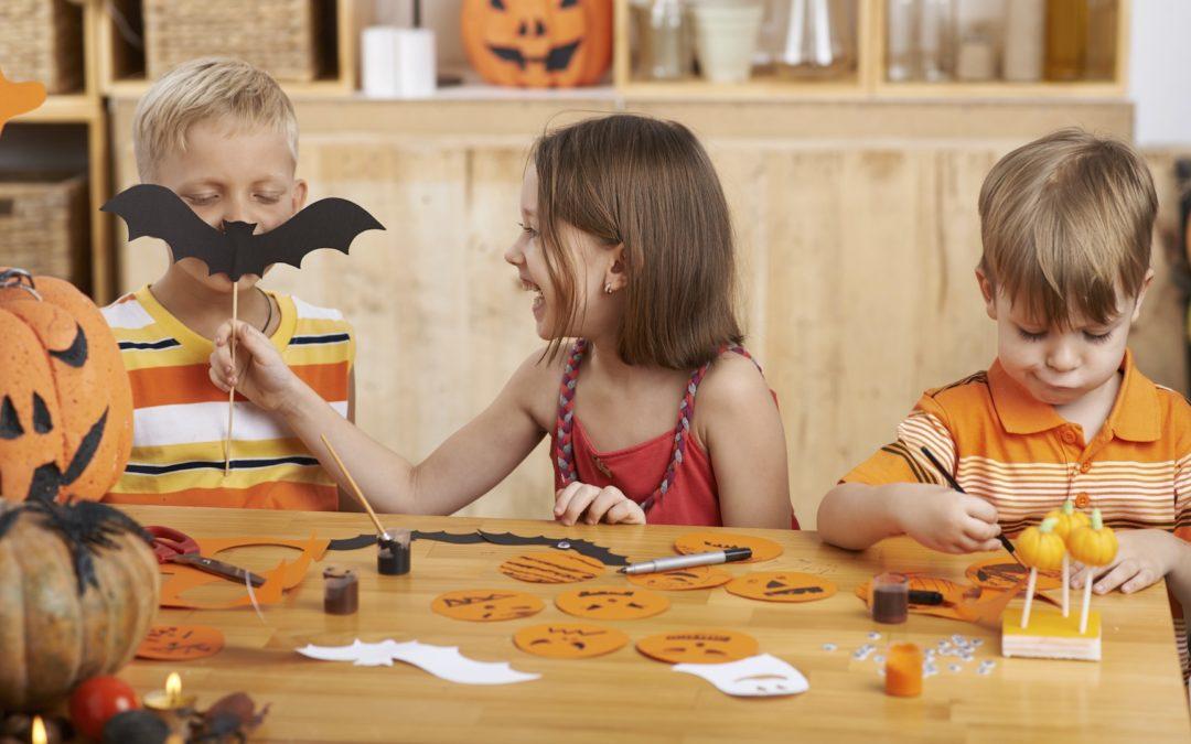 No es necesario ser Chef para ser divertida- Recetas con motivo de Halloween